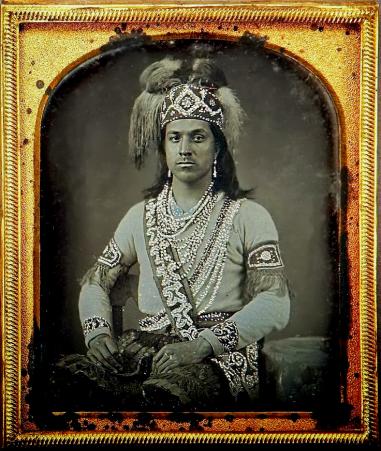 Nación Seneca 1852