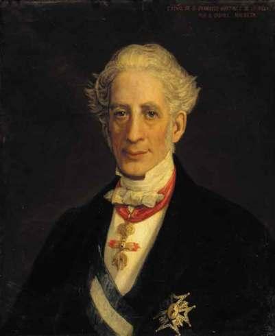Martínez de La Rosa uno de los fundadores de laSociedad del Anillo