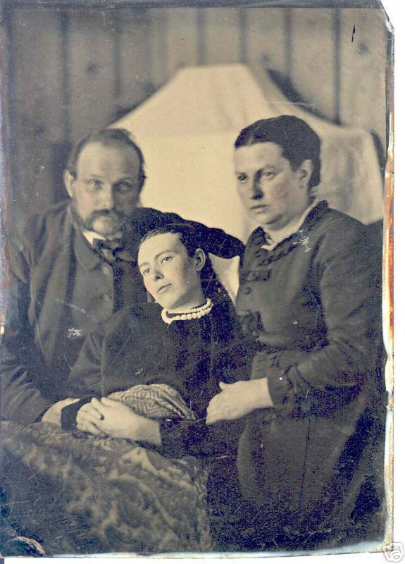 Retrato familiar Post-mortem