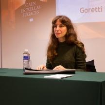 Presentación Casa del Libro Vigo. Goretti Irisarri