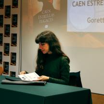 Presentación Casa del Libro Vigo. Caen estrellas fugaces-Goretti Irisarri