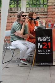 Aaron Rux y Lorena Iglesias con Caen estrellas fugaces en el Último Moyano