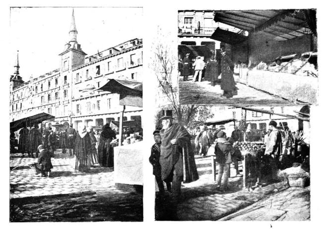Plaza-Mayor-La-Ilustracion-espanola-y-americana1897